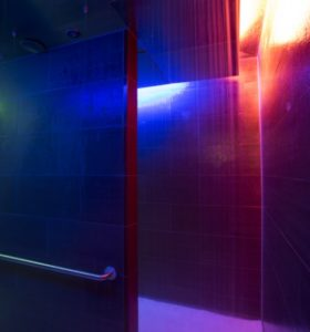 Duschen und Erlebnisduschen