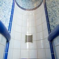 Dampfbad, Dampfdusche, Minidampfbad, Kleindampfbad, Dampf-Dusche mit kleinem Platzbedarf