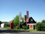Rüegg Kamin Studio Fulda als Teil der Hilpert Ausstellung