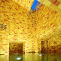 Architekturkeramik Bergbad