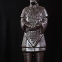 keramische Figuren Terrakotta Krieger