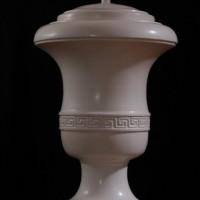 keramische Figuren Vase
