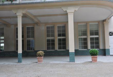 Keramische Fassadengestaltung