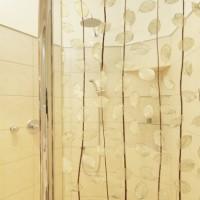 Trennscheibe in der Dusche