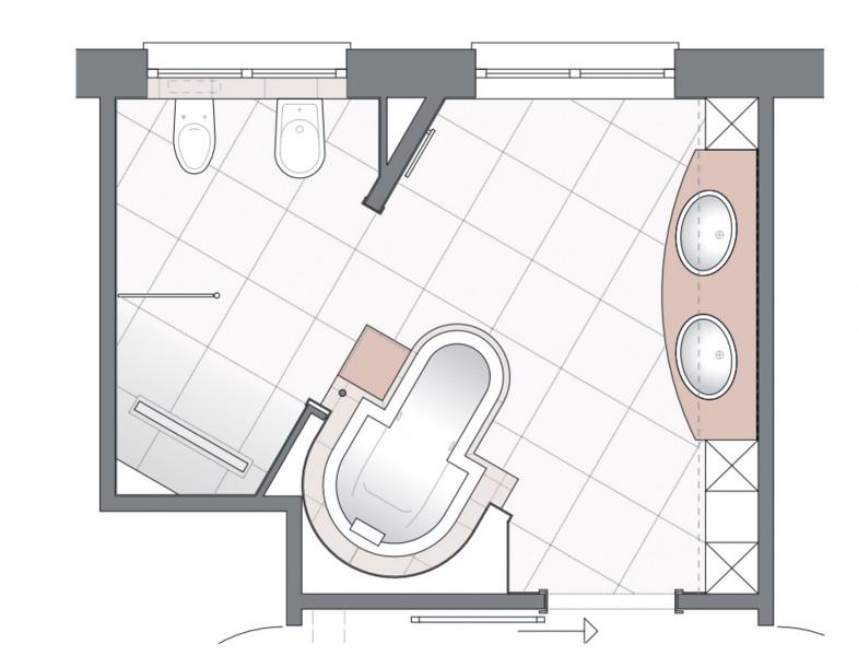 Privat Bad LNG - HILPERT - Feuer & Spa | {Luxus badezimmer grundriss 61}