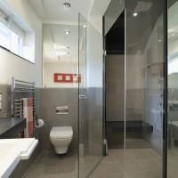 Dampfdusche und WC