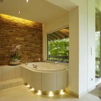 Wohnbad Badewanne