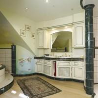 Herrenbad mit BAUR Waschtisch und Wanne