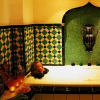 Hotel Reppert Hinterzarten - Badewanne Orient