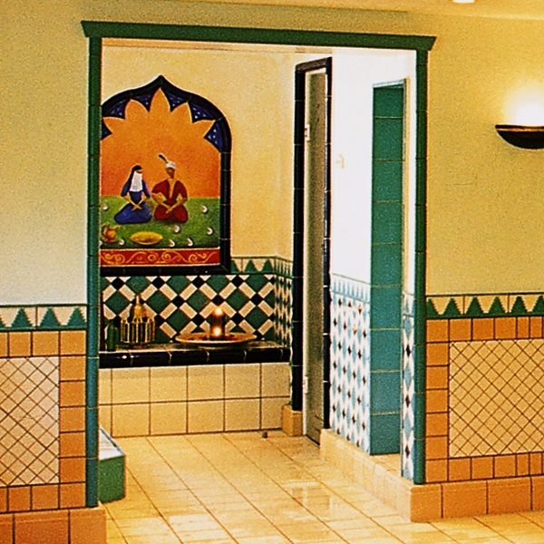 Orientalisches Bad bad lippspringe orientalisches bad hilpert feuer spa