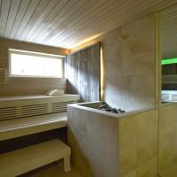 Hotel Wilder Mann - Sauna