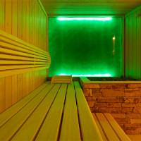 Burg Hotel - Sauna
