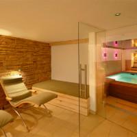 Burg Hotel - Saunabereich Ruheraum