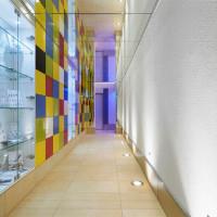 Burg Hotel - Zugang Wellnessbereich