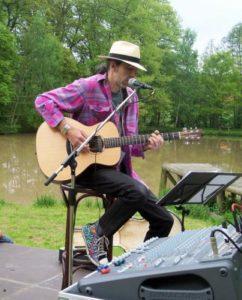 Andi Sommer musikalische Begleitung Peter Ripper