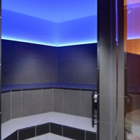 Wellness daheim: Privat Spa WAR - Dampfbad LED Beleuchtung für zuhause
