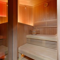 Privat Spa WAR - Finnische Sauna