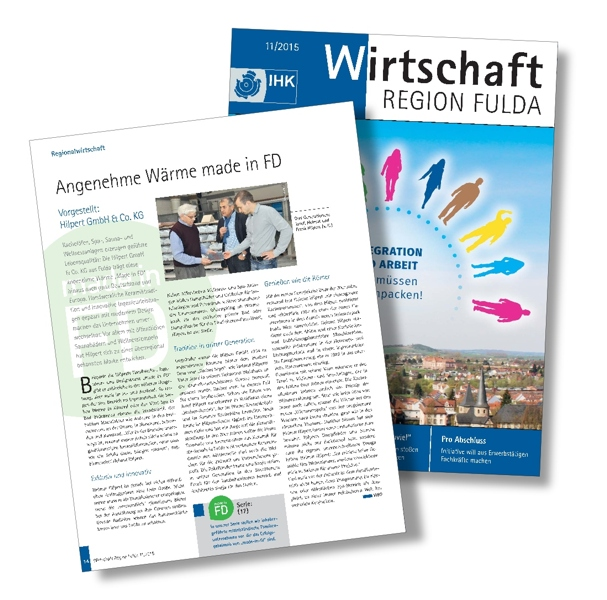 Hilpert IHK - Wirtschaft Region Fulda - Angenehme Wärme