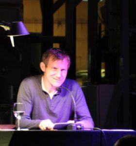 TATORT-Fulda-Lesung mit Roland Jankowsky