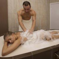 Cascade Bitburg Seifenschaum-Massage