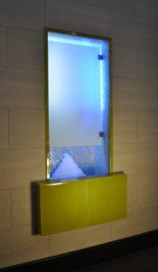 Eisbrunnen Arktik Abkuehlung Sauna