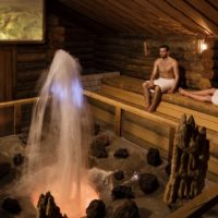 Wellnesshotel Therme Bussloo Geisyr Sauna