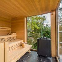 Garten Spa Privatspa Wellness Sauna