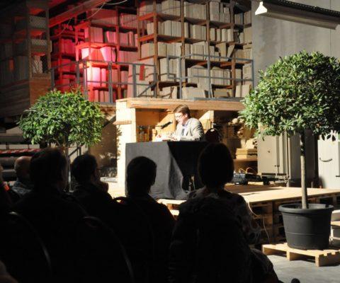 TATORT-Fulda-Lesung mit Kai Magnus Sting