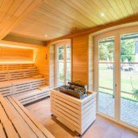 Sauna im Gräflicher Park Bad Driburg