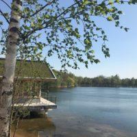 Berendonck Sauna und Wellness Resort - Seegrundstück in Wijchen bei Nijmegen in den Niederlanden