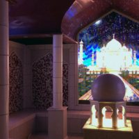 Berendonck indisches Dampfbad Taj Mahal