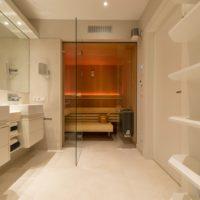 Privat Spa KOC Wellness Sauna Wohnbad Designbad zuhause daheim