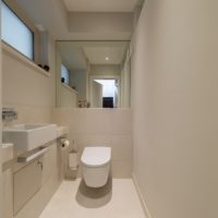 Toilette WC im Privat Spa KOC Wellness Sauna Wohnbad Designbad Designwc zuhause daheim