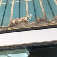 Vorhandener Bestand der alten Fassade