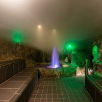 Maximare Hamm Geysir Sauna Solegrotte Nebel Dampf Dampfbad