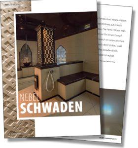 Familienbad ISHARA im Fachmagazin Schwimmbad+Sauna